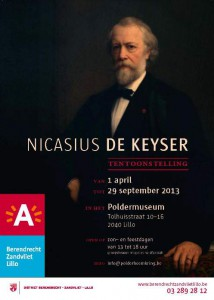 Tentoonstelling Nicasius De Keyser