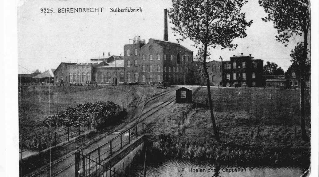 Suikerfabriek Berendrecht
